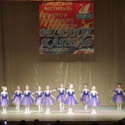 Гала-концерт фестиваля «Весенняя капель»