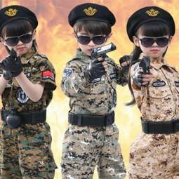 Конкурсно-игровая программа «Тактические учения для будущего солдата!»