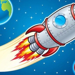 Интерактивное занятие «В космос на ракете»