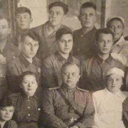 Выставка «Медицинские работники – участники Великой Отечественной войны»