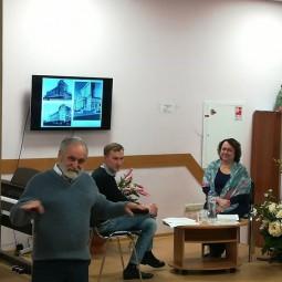 Трансляция тематической программы «Архитектор Алексей Щусев»