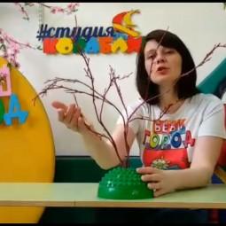 Онлайн занятия «Нескучные уроки для малышей от 1 до 3 лет»