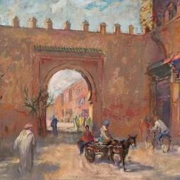 Выставка «Марокканский альбом»