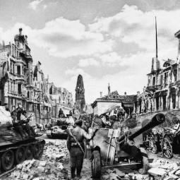 Видеолекция «Дорога к армии Победы в годы Великой Отечественной войны»