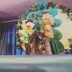 «Невероятные приключения Чебурашки» – спектакль