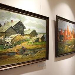 Выставка Александра Колотилова «Родина моя»