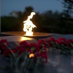 «Огонь свечи 80 лет со дня начала Великой Отечественной Войны»