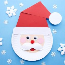 Виртуальный мастер-класс «Дед морозик»