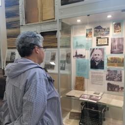 Выставка «Бруновы в Каменке»