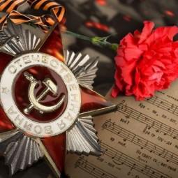 «Песни, опалённые войной» - музыкальный час