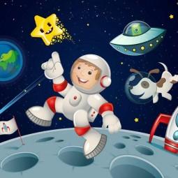 Мастер-класс «Космос повсюду»
