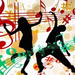 Концерт в прямом эфире «Праздник танца»