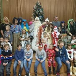 Программа «Новогодняя сказка»