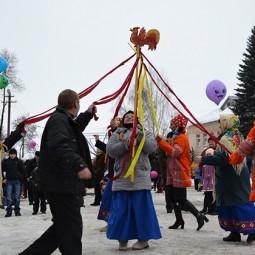 Народный праздник «Госпожа Широкая Масленица!»