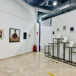 Коллективная выставка «Новый портрет».