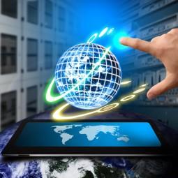 Информационный ролик «Появление интернета в России»