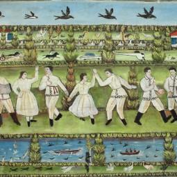 «Вторая Балашихинская музейная биенналенаивного искусства»