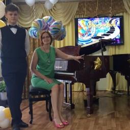День открытых дверей на фортепианном отделе