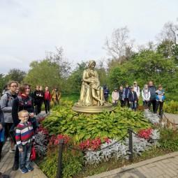 Музейный проект «Тропою пушкинского детства»