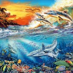 Мастер – класс «Морская фантазия»