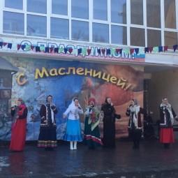 Проводы русской зимы «Шире круг честной народ, Масленица к нам идет!»