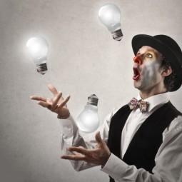 Трансляция программы, посвященной Всемирному дню жонглирования