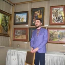 Виртуальная выставка «С любовью к России!»