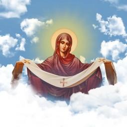 Информационный ролик «Покров Пресвятой Богородицы»