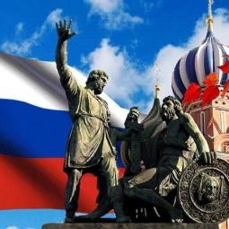 Литературный час «Великая Россия – в единстве ее сила».