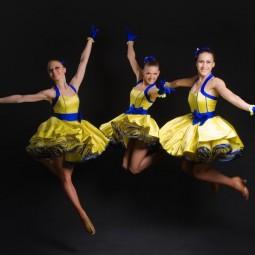 Видеоурок «Изучение танца джайв»