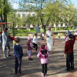 Познавательная программа для детей «Мы в музее»