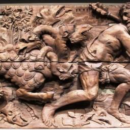 Онлайн-программа «Мифы и легенды Древней Греции. Второй подвиг Геракла»