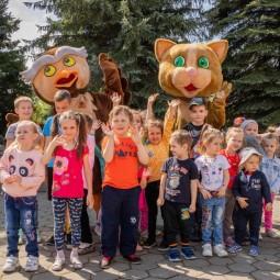 Детская игровая программа «В гостях у Хранителей парка»
