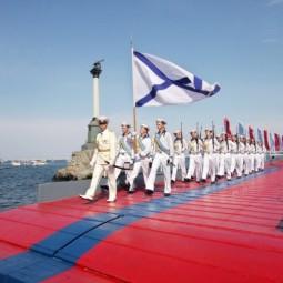 Виртуальная программа «О море, о флоте, о Родине»