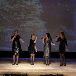 Предновогодний концерт творческих коллективов ДК «Центр Молодежи»