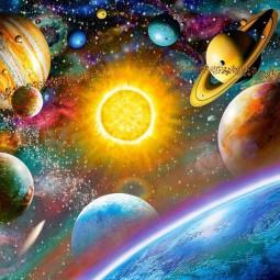 «Космические приключения»