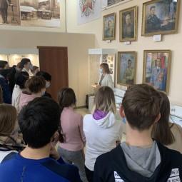 Тематические экскурсии «История города Электроугли»