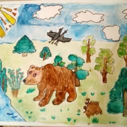 Выставка «Лес проснулся»