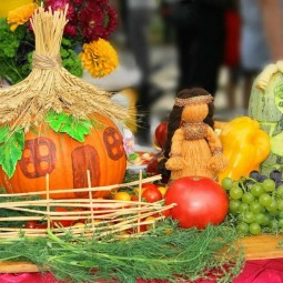 «Осень - праздник урожая»