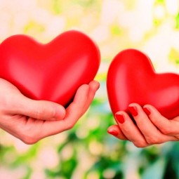 Виртуальный мастер-класс «Сердце»