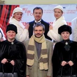 Трансляция занятия по актёрскому мастерству «Театр – людям!».