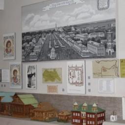 Обзорная экскурсия по экспозиции музея