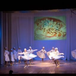 Показ записи хореографической композиции «Жемчуг»