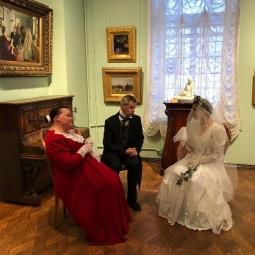 12 авторских туров по залам Серпуховского музея