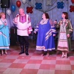 Праздник «Вечер танцев прошлых лет»