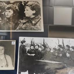 Выставка «Семейные реликвии. 1941–1945 гг.»