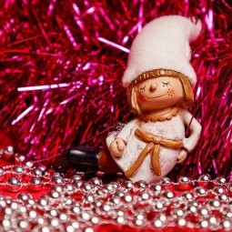 Виртуальный мастер-класс «Новогодняя игрушка»
