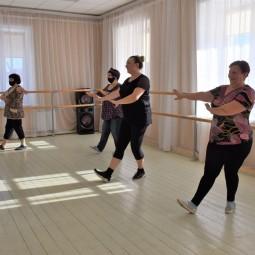 Мастер-класс «Танцы»