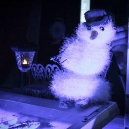 «Снеговик и девочка Варя» – спектакль