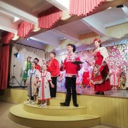 I окружной многожанровый фестиваль детского народного творчества «Веснянка».